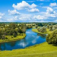 На дальних берегах. Река РУЗА . :: Андрей Куприянов