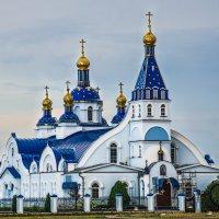 Храм в честь Тихвинской иконы Божией Матери, г. Брест :: Сергей Хомич