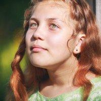 Дочь уже совсем взрослая... :: Дмитрий Стёпин