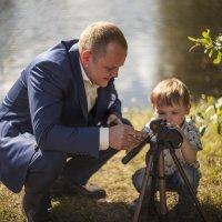 Юный фотограф :: Дмитрий Кононов