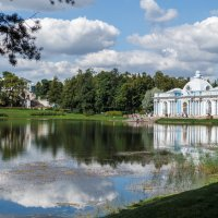 Парк Екатериненского дворца :: Вадим *