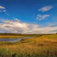 Облака белогривые лошадки... © :: Александр Никитинский