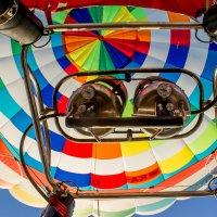 Внутри воздушного шара... :: Ирина Кузина