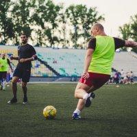 футбол... :: Юлия