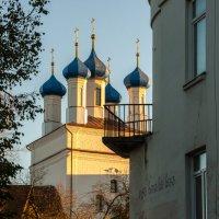 Вечер в Боровске :: Alexander Petrukhin