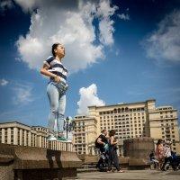 """пилотная сьемка """"счастливые люди летают"""" :: Дмитрий Бубер"""