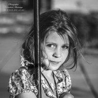 Застенчивость :: Анастасия Колмакова
