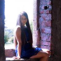 Ангелина (12 лет) :: Полина Верещагина