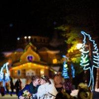 Зимняя свадьба :: Екатерина Фалевская