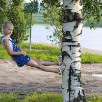 Воздушная девочка :: Сергей Тейхриб