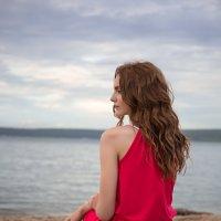 Пляж :: Елизавета Забродина