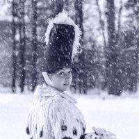 Когда была зима... :: Виктор Перякин