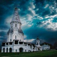 Парк Коломенское во время грозы :: Roman Fundora