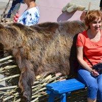 Конец сказки - Маша и медведь. :: Sergey Serebrykov