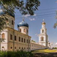 Великий Новгород,Свято-Юрьевская обитель :: Владимир Демчишин