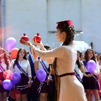 Армянский народный танец :: Анна