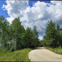 Облака :: Сергей Банков