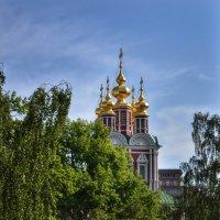 Надвратная церковь :: Галина Galyazlatotsvet