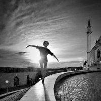 под крылом заката.. :: Константин Водолазов