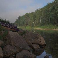 река усьва :: Константин Трапезников