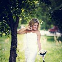 Яркая обворожительная невеста Мария 09.07.16г :: Илья Земитс