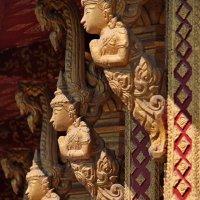 Декор храма Манором :: Евгений Печенин