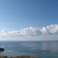 Вид на море. :: Павел Н