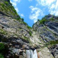 Гегский водопад :: Наталья