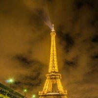 """Над водами Сены. Серия """"la tour Eiffel"""" :: Ашот ASHOT Григорян GRIGORYAN"""