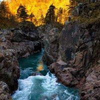 Река Белая в Адыгее :: Владимир Миронов