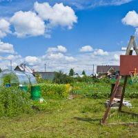 Ах, лето! :: Андрей Синицын