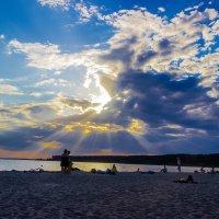 Облачная красота :: Дима Пискунов
