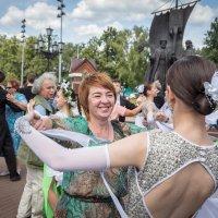 День семьи, любви и верности отпраздновали в Ижевске :: Олег Лунин