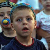 Эмоции детства. :: Leonid Korenfeld