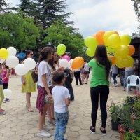 Про воздушные шары :: Наталья Джикидзе (Берёзина)