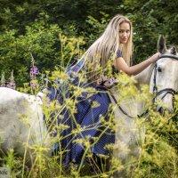 Фотосессия с лошадьми :: Светлана Козлова