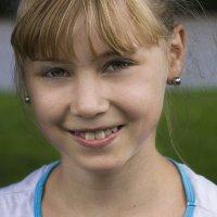 Портрет племянницы :: Юля Колосова