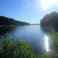 У реки... :: Valentina