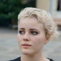 Спортсменка, комсомолка :: Андрей Майоров