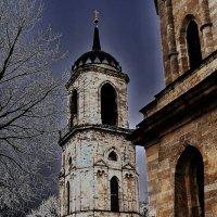 Фрагмент храма :: Борис Александрович Яковлев
