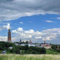 Иоанно-Богословский Пощуповский монастырь :: Александр Лукин