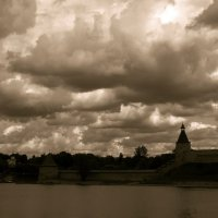 Река Великая. :: Fededuard Винтанюк