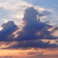 Облака закатные. :: Антонина Гугаева