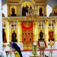 В Храме. :: Иван