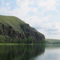 Сибирская река. :: Любовь Иванова