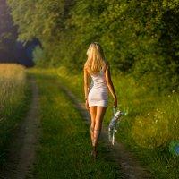Одинокая прогулка :: Юлия