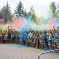Фестиваль красок :: Аня Ушакова