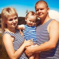 Счастливая семья :: Лидия Марынченко