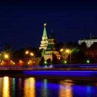 Москва река :: Елена Фомина