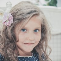 Маленькая гостья :: Ксения Антосяк
